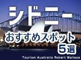 シドニーおすすめスポット5選