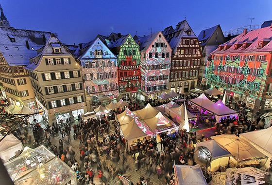 チョコレートフェスティバル/写真提供:ドイツ観光局