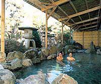 湯の川露天風呂