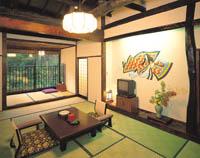 湯西川温泉 本家伴久萬久旅館